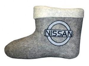 "Полуваленки мужские ""Nissan"" (232Н)"