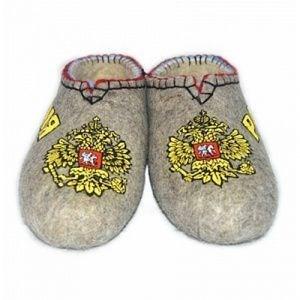 """Тапочки мужские """"Россия"""" (Т155А)"""