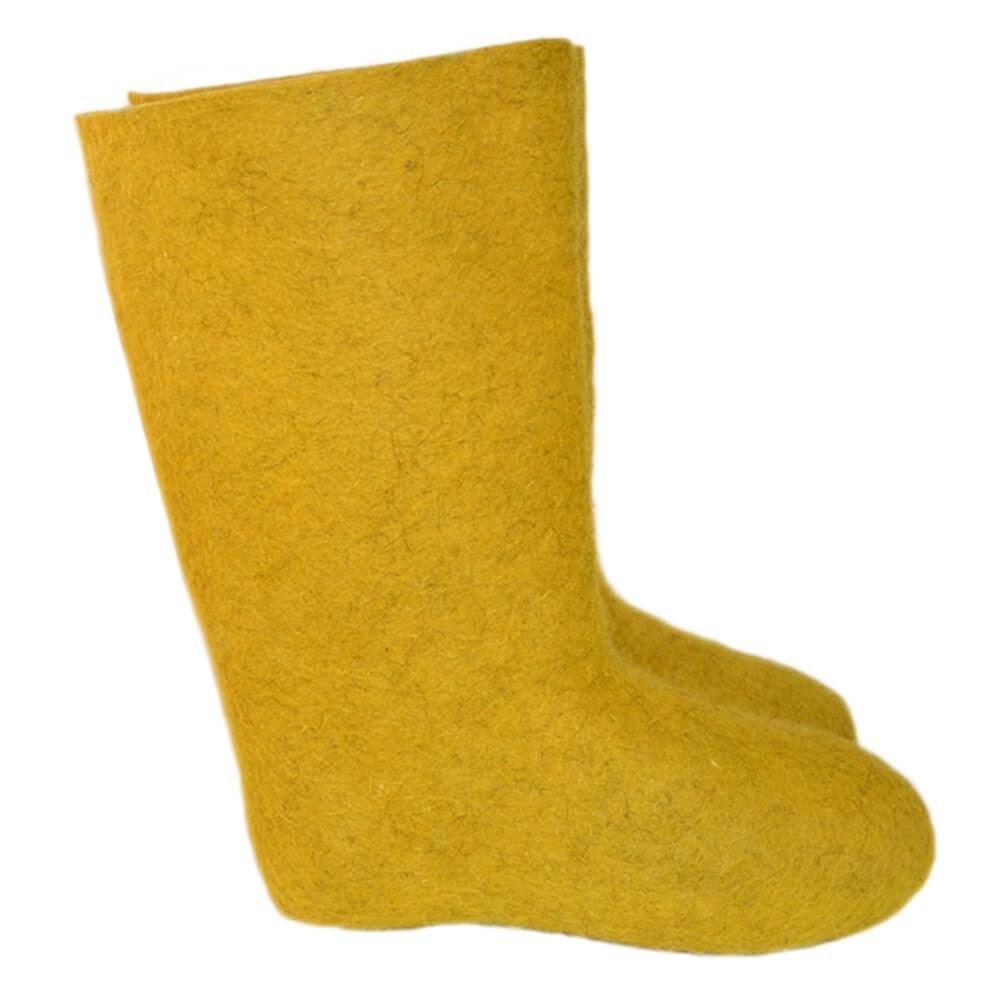 Валенки мужские желтые (900м)