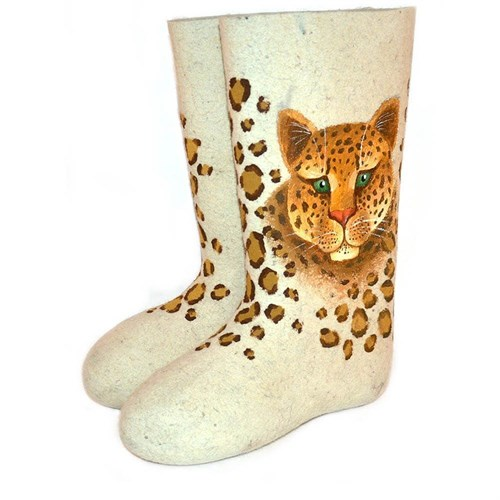 """Валенки мужские """"Леопард"""" (005А) - фото 4506"""