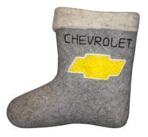 "Полуваленки мужские ""Chevrolet"" (234Н)"