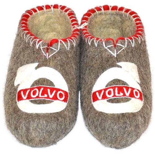 """Тапочки мужские """"Volvo"""" (Т015Н)"""