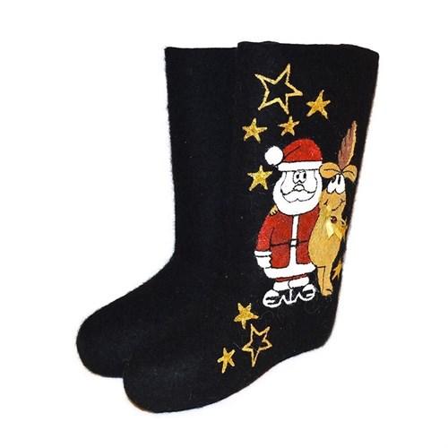 """Валенки женские """"Санта-Клаус"""" (105А)"""