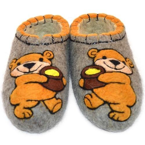 """Тапочки детские """"Медведь""""  (Т215Н)"""