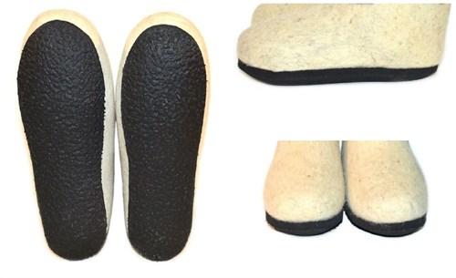 Подошва из черной микропоры (ЧВ2)