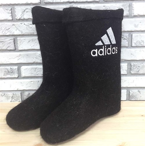 """Валенки мужские """"Adidas"""" (1150В) - фото 7999"""