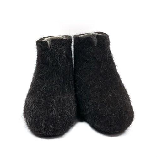 Чуни женские черные (Ч02ж) - фото 9625