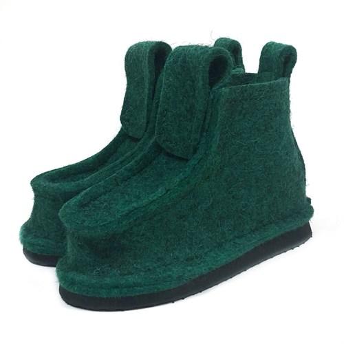 Валенки зеленые (ВШ18) - фото 9793
