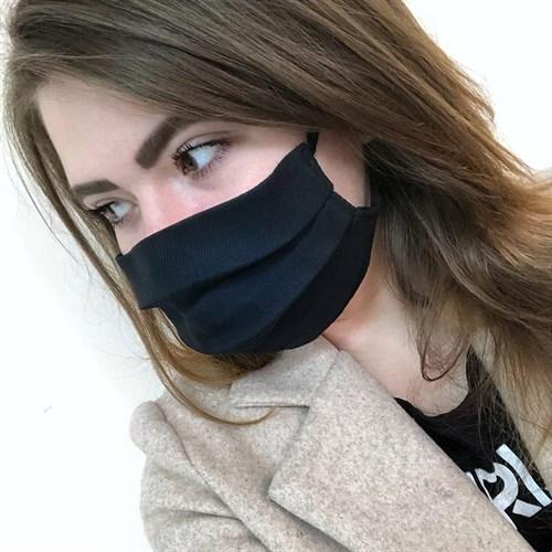 Трикотажные маски 5шт - фото 9984