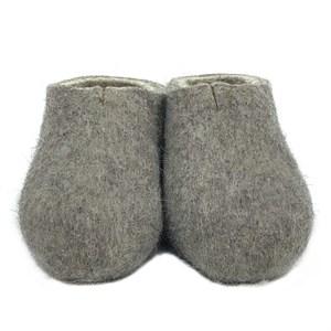 Тапочки мужские серые (Т01м)