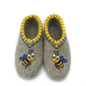 """Тапочки детские """"Пчелка"""" (Т396)"""