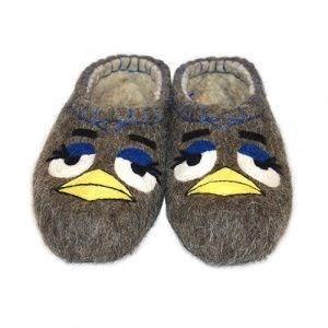 "Тапочки мужские ""Angry Birds"" (Т159Н)"