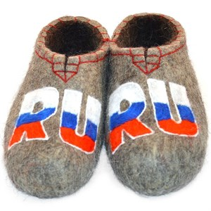 """Тапочки мужские """"RU"""" (Т199Н)"""