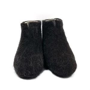 Чуни женские черные (Ч02ж)