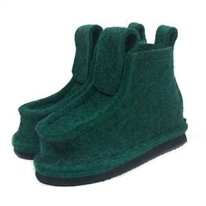 Валенки зеленые (ВШ18)