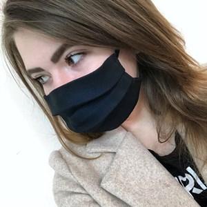 Трикотажные маски 5шт